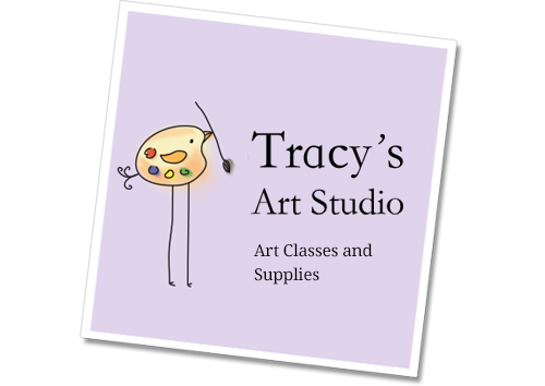 Winter Spring Term of Weekly Art Classes at Tracy's Art Studio